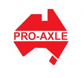 Pro-Axle Australia Logo 2