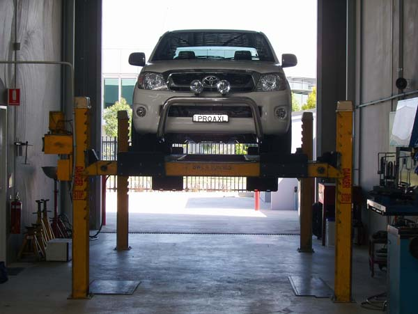 Inside the Narellan Office Pro-Axle Australia 2